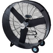 Comfort Zone® CZMC36 36 Inch Drum Fan