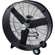 Comfort Zone® CZMC36 36 Inch Drum Fan