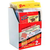 Mouse & Insect Glue Board Trap, 2 Pack - 2MB - Pkg Qty 36