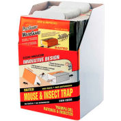 Mouse & Insect Glue Board Trap, 72 Pack Display - 72MB - Pkg Qty 72