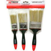 Hi-Tech® 3-Piece Poly Brush Set - BP07223 - Pkg Qty 6