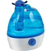 Comfort Zone® Dual-Nozzle Humidifier CZHD24 Ultrasonic Cool Mist .6 Gallon
