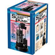 AquaPlumb® SSP12 1/2 HP Submersible Sump Pump