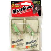 Mouse Guard Wooden Mouse Trap 2 Pack - TM1 - Pkg Qty 12