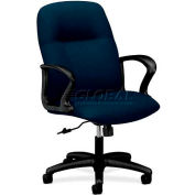 HON® - Gamut® 2070 Series, Managerial Mid-Back Swivel/Tilt Chair, Mariner