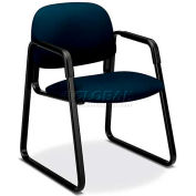 HON® - Solutions Seating® 4000 Series, Guest Chair with Sled Base, Mariner