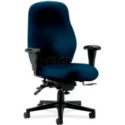 HON® - 7800 Series, High Performance High-Back Task Chair, Mariner