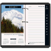 House of Doolittle™ Earthscapes Daily Calendar Refill, 3-1/2w x 6h, 2016
