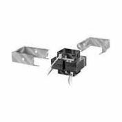 """Honeywell AT40A1139 Channel Frame Or Foot Mounted 240 Vac Transformer W/ 9"""" Lead Wires"""