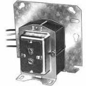 """Honeywell AT87A1155 480 Vac Transformer W/ 12"""" Lead Wires Energy Limiting Overload Protection"""