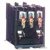 Honeywell Three Pole, 90 Amp Contactor, 120V Coil