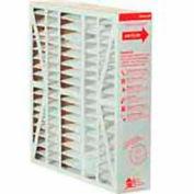 "Honeywell FC100A1029 Replacement Filter 16""W x 25""H x 4""D - Pkg Qty 5"