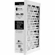 """Honeywell FC40R1037 Return Grill Media Air Filter 12""""W x 24""""H x 4""""D - Pkg Qty 5"""