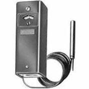 "Honeywell High Limit Manual Reset Aquastat Controller L4008E1313, W/ 66"" Capillary"