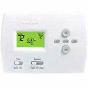 Honeywell Pro 5-2 Programmable Thermostat TH4110D1007, 1Heat/1Cool