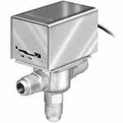 "240V 1/2"" Flare Connection Line Voltage Motorized Zone Valves W/ 4 Cv Capacity"