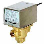 "240V 1/2"" Sweat Connection Line Voltage Motorized Zone Valves W/ 4 Cv Capacity"