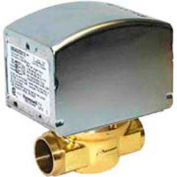 Honeywell V8043E1004 - Motorized Zone Valve, 24V 1/2 inch Sweat Conn Low Voltage