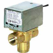 "24V 1/2"" Npt Connection Low Voltage Motorized Zone Valves W/ 4 Cv Capacity"