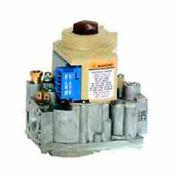 "Honeywell Dual Intermittent Nat Gas Valve VR8204A2076, W/ 1/2""X1/2"" Standard 35"" Wc"