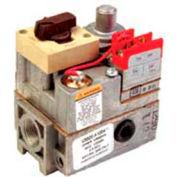 """Honeywell 1/2"""" Nptx3/4"""" Npt Powerpile Millivolt Gas Valve VS820A1047, W/ 35"""" Wc Adjustable"""