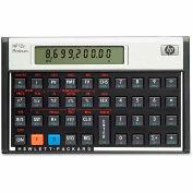 HP® 12C Platinum Financial Calculator, 10-Digit LCD