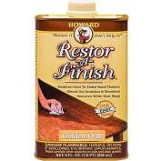 Howard Restor-A-Finish Golden Oak 8 oz. Can 12/Case