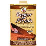 Howard Restor-A-Finish Mahogany 16 oz. Can 6/Case