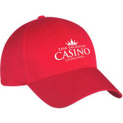 Custom Hats - Price Buster Cap, 6 Panel, Embroidered