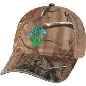 Custom Caps - Realtree™ & Mossy Oak® Hunter's Hideaway Cap, Mesh Back