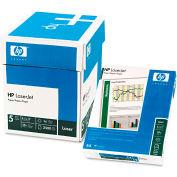"Laser Copy Paper - HP 115300 - White - 8-1/2"" x 11"" - 2500 Sheets"