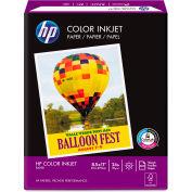 "Inkjet Paper - HP 202000 - 8-1/2"" x 11"" - White - 500 Sheets/Ream"