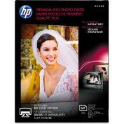 "HP Premium Plus Photo Paper CR669A, 5"" x 7"", White, 60/Pack"