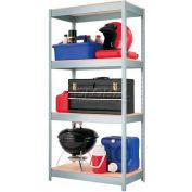"Hirsh Industries® 30""W x 16""D x 60""H, 1000 Series Shelving Unit, 4-Shelf"