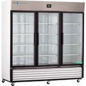 American Biotech Supply Premier Large Capacity Refrigerator For Pharmacies, ABT-72, 72 Cu Ft