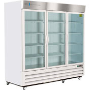 American Biotech Supply Standard Large Capacity Refrigerator For Pharmacies, ABT-72B, 72 Cu Ft