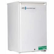 ABS Standard Freestanding Undercounter Laboratory Refrigerator ABT-HC-UCFS-0504W, 5 Cu. Ft. Capacity