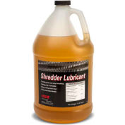 HSM® Shredder Oil, Gallon Bottles, 4/Case, Includes 1 Funnel