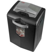 HSM® HSM1030 Shredstar PS817C Cross Cut Shredder, 7.5 FPM, Black/Gray