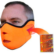 Heat Factory Heated Face Mask Blaze Orange, 1780-BO - Pkg Qty 12