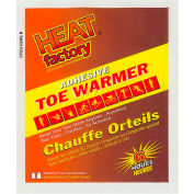 Heat Factory Toe Warmers, 320 Pairs/Case - Pkg Qty 320