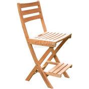Hi-Teak Outdoor Pool Chair, Unfinished Teak Wood