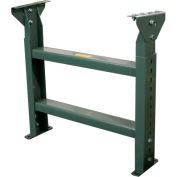 """Hytrol® Stationary Floor Support LS-4-15, 15""""W - Max. Leg 21-1/3 H"""""""