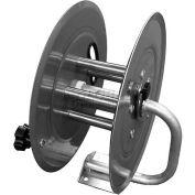 Hydro-Tek Stainless Steel Pressure Washer Hose Reel 5000 psi 150' Capacity
