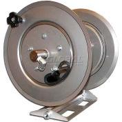 Hydro-Tek Stainless Steel Pressure Washer Hose Reel 5000 psi 250' Capacity