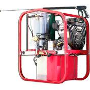 HOT-2-GO Hot Water Pressure Washer 3000 @ 4.8 Gas Powered Diesel Heated