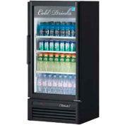 "Turbo Air TGM-10SD Refrigerated Merchandiser - 25-3/4""W x 23-1/4""D x 54-3/8""H"