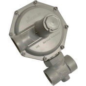 Heat Wagon Step Down Gas Pressure Regulator 11SV08, Steel, For S1505B, VG500, VG700C, VG1000, 1200DF