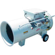 Heat Wagon Direct Fired Dual Fuel Heater 1800B - 750K BTU
