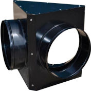 """Heat Wagon Single Outlet Duct Adaptor AR310 for Heat Wagon HVF310 - 18"""" Diameter"""